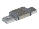 Reinforcement Plate with End Seal Block with Wide Rail